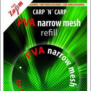 CZ PVA utántöltő 23mm pva_narrow_mesh_refill5m