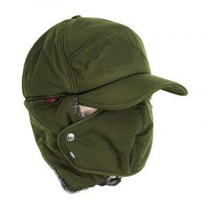 CZ_ téli fej és arc védő 3061