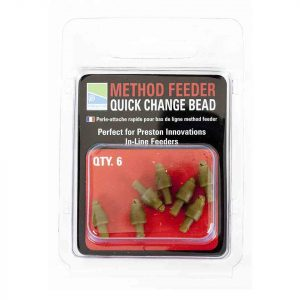 preston in-line quick change beads gyorskapocs
