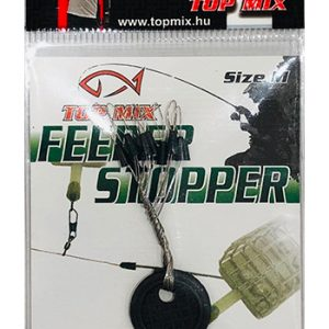 top mix feeder stopper